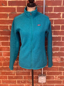Patagonia Fleece Zip Jacket - M - $49.50