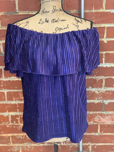 Sanctuary off shoulder top - M - $20