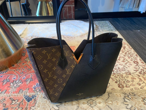 Louis Vuitton BRAND NEW Kimono Monogram Brown Canvas Shoulder Bag