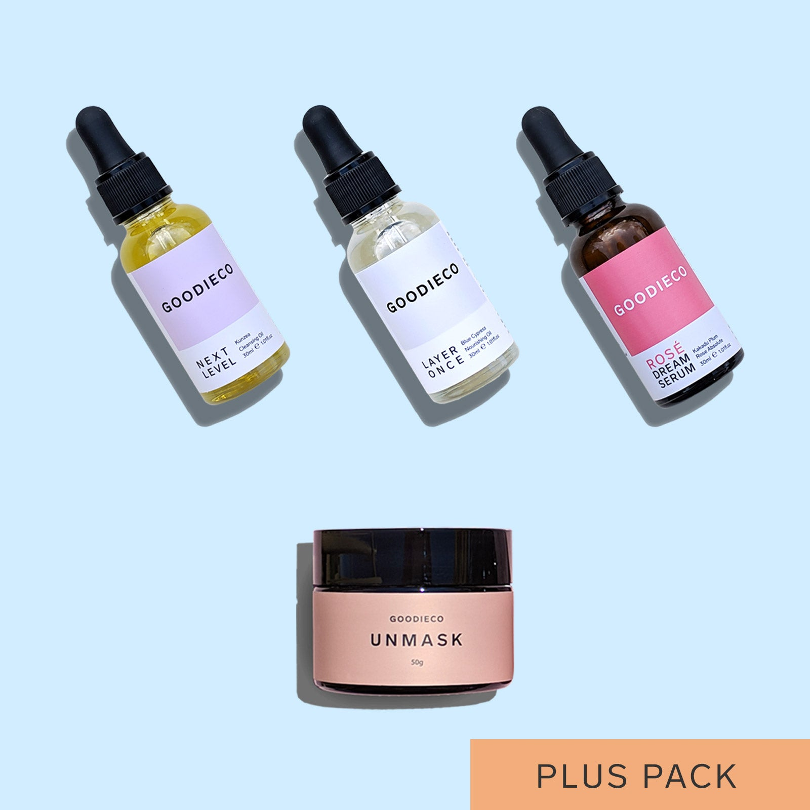 Nourishing Routines | Dry Skin Sets