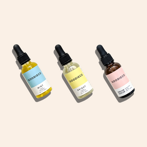 Supercharged Trio - Core Routine (30ml)