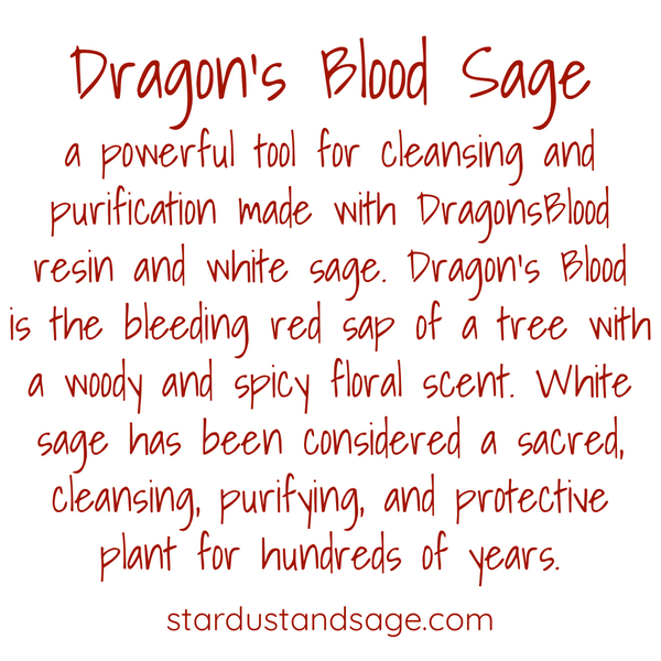 Dragon's Blood  Stick