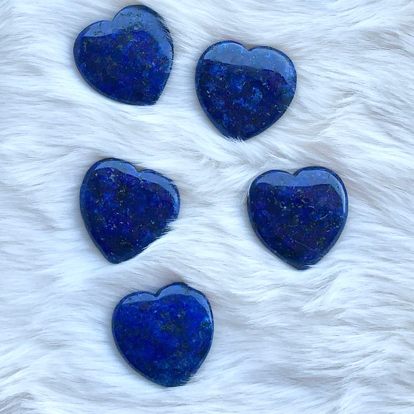 Crystals Hearts