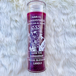 High John The Conqueror Protection Candle