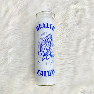 Health Candle (White)
