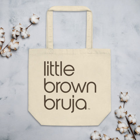 Little Brown Bruja Eco Tote
