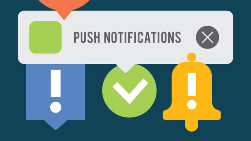 push notification