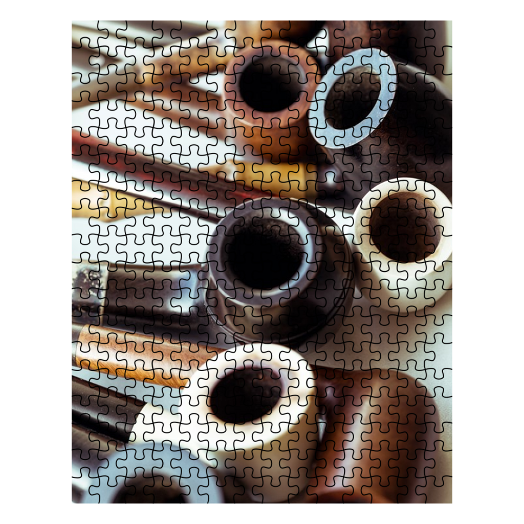 Pipes Puzzle