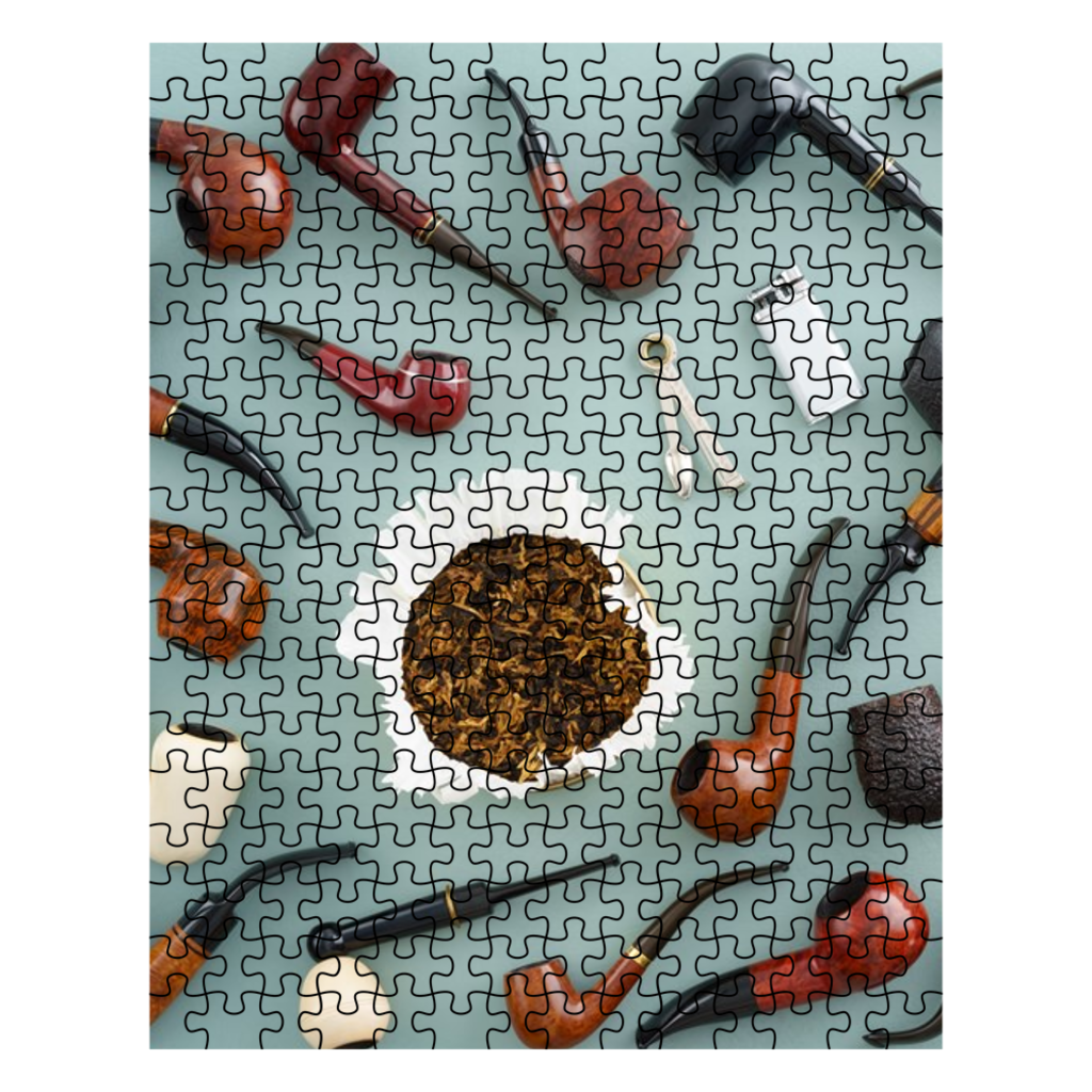 Assorted Pipes Puzzle