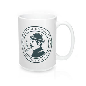 Tin Society Mug 15oz