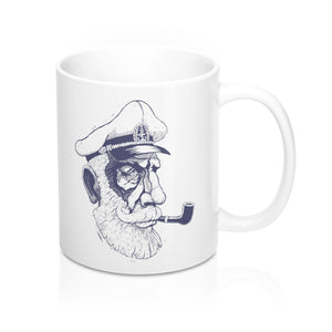 Captain Piper Mug 11oz
