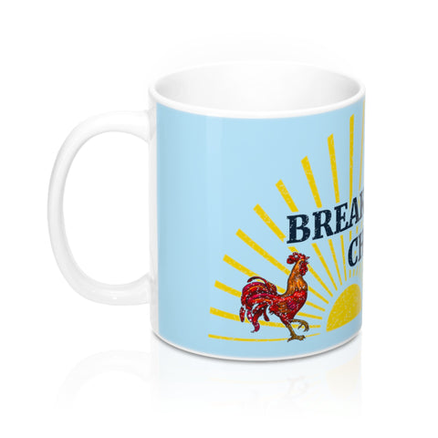 Breakfast of Champions Mug 11oz