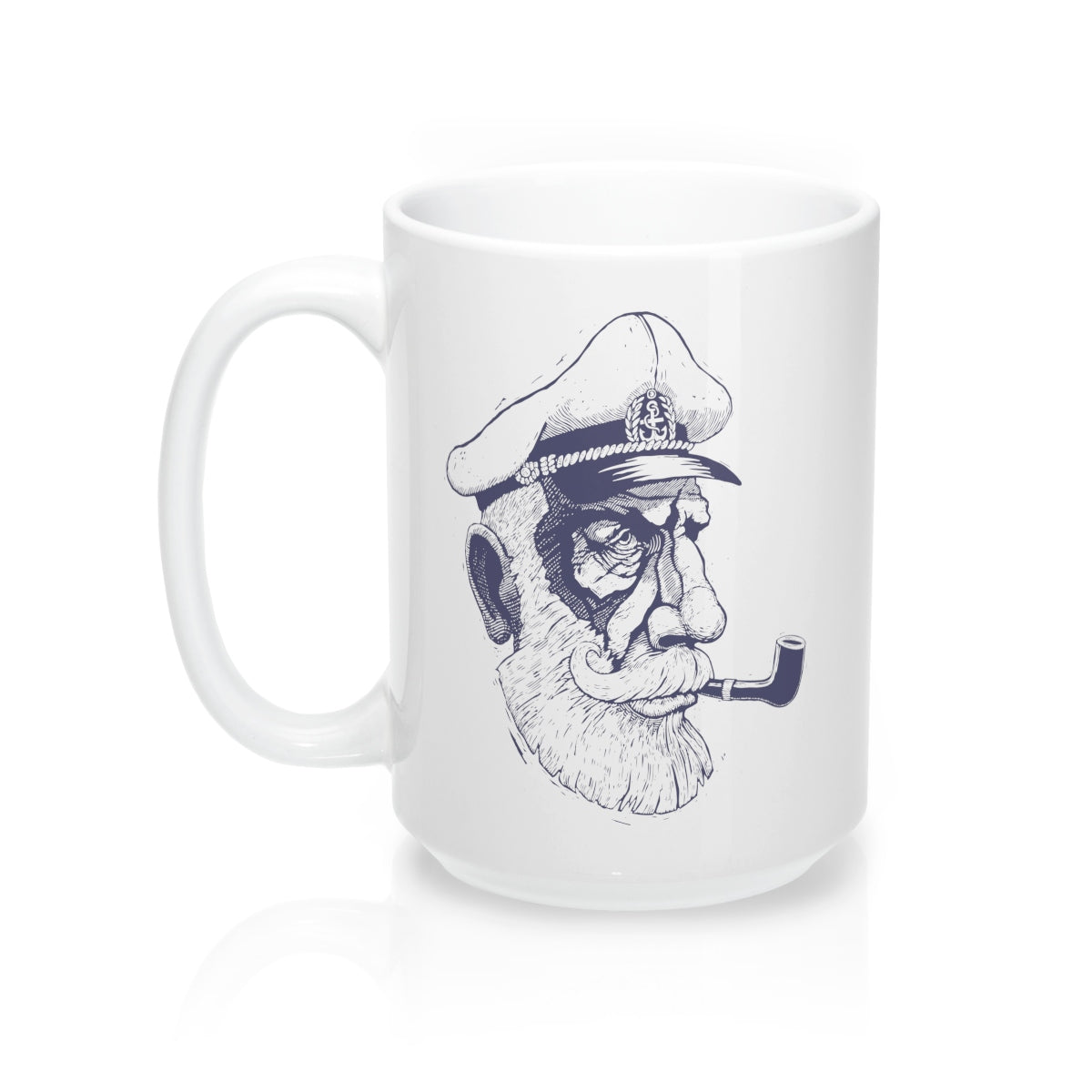 Captain Piper Mug 15oz