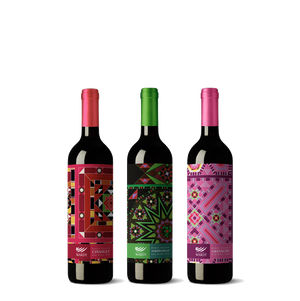 The Mediterranean Red Single-Varietals