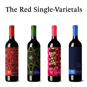 The Red Single-Varietals