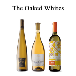 The Oaked Whites