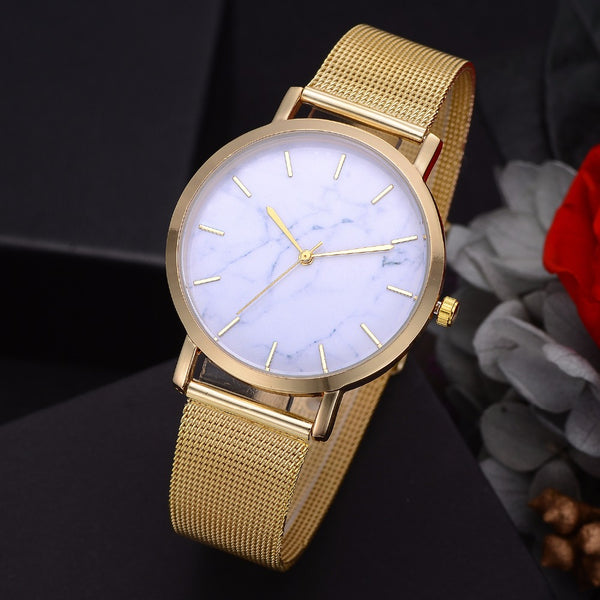 Marble LP163 Mesh Watch