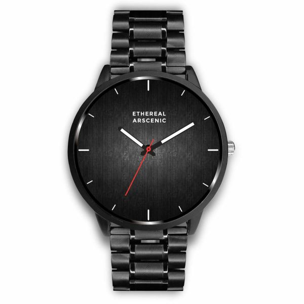 Gotrendz Custom Watch - Mens 40Mm / Black - Watch