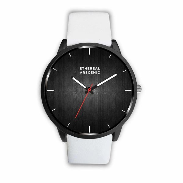 Gotrendz Custom Watch - Mens 40Mm / White - Watch
