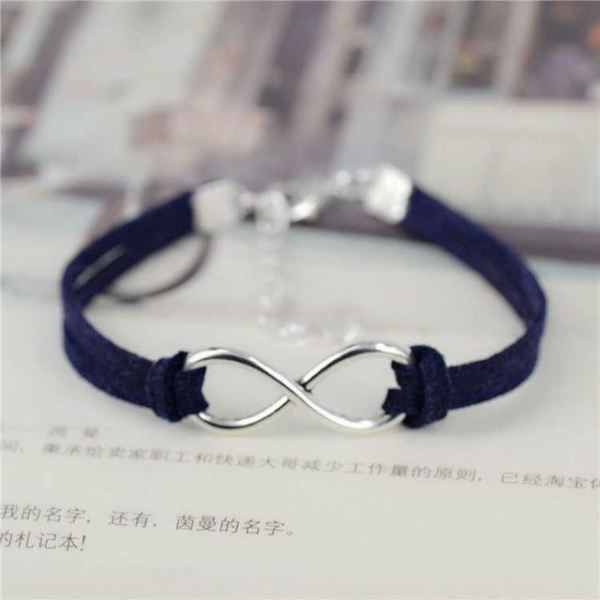 Infinite Love Bracelet - ethereal-arscenic