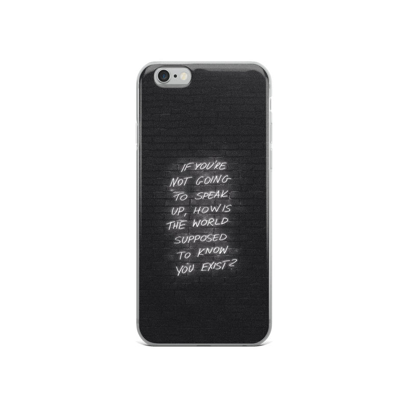 Unknown iPhone Case - ethereal-arscenic