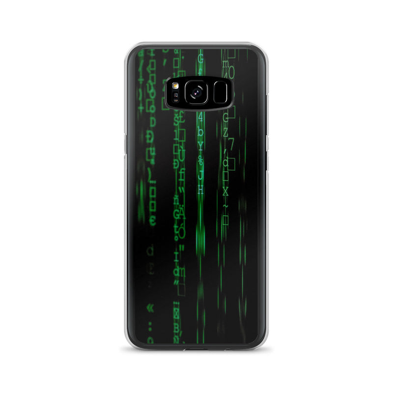 Matrix Samsung Case - ethereal-arscenic