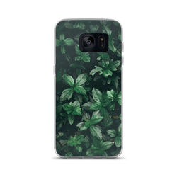 Natural Leaves Samsung Case - ethereal-arscenic