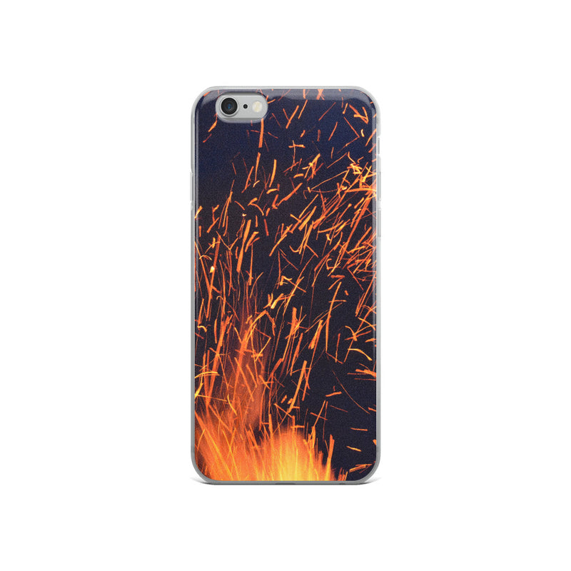 Blaze iPhone Case
