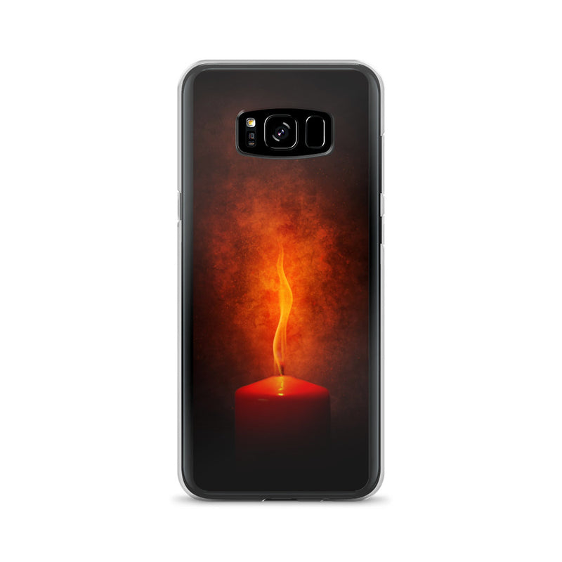 Firing Candle Samsung Case - ethereal-arscenic