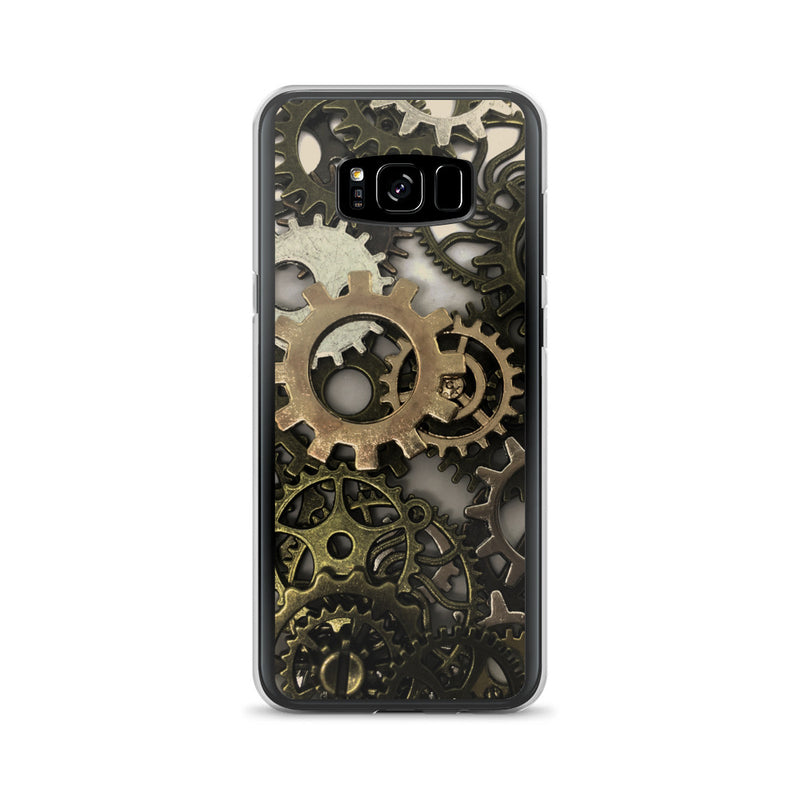 Gears Samsung Case - ethereal-arscenic