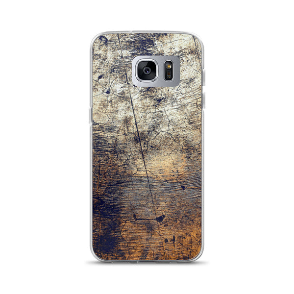 Old Wooden Wall Samsung Case - ethereal-arscenic