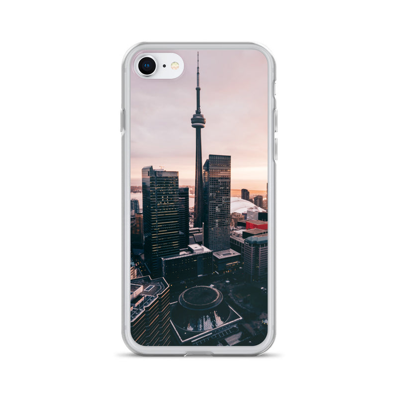 Architectural City iPhone Case - ethereal-arscenic