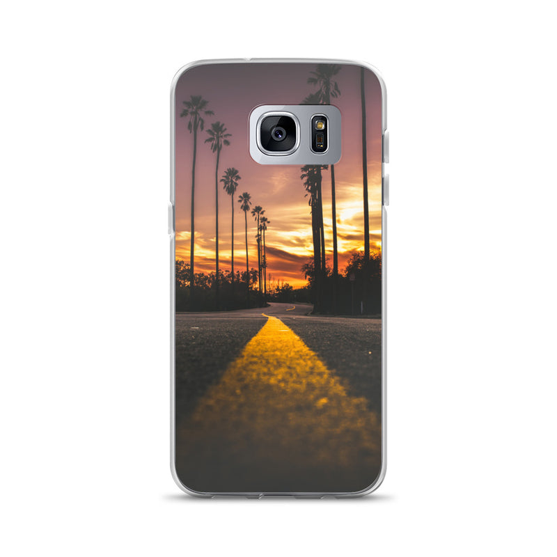 Till Dawn Samsung Case - ethereal-arscenic