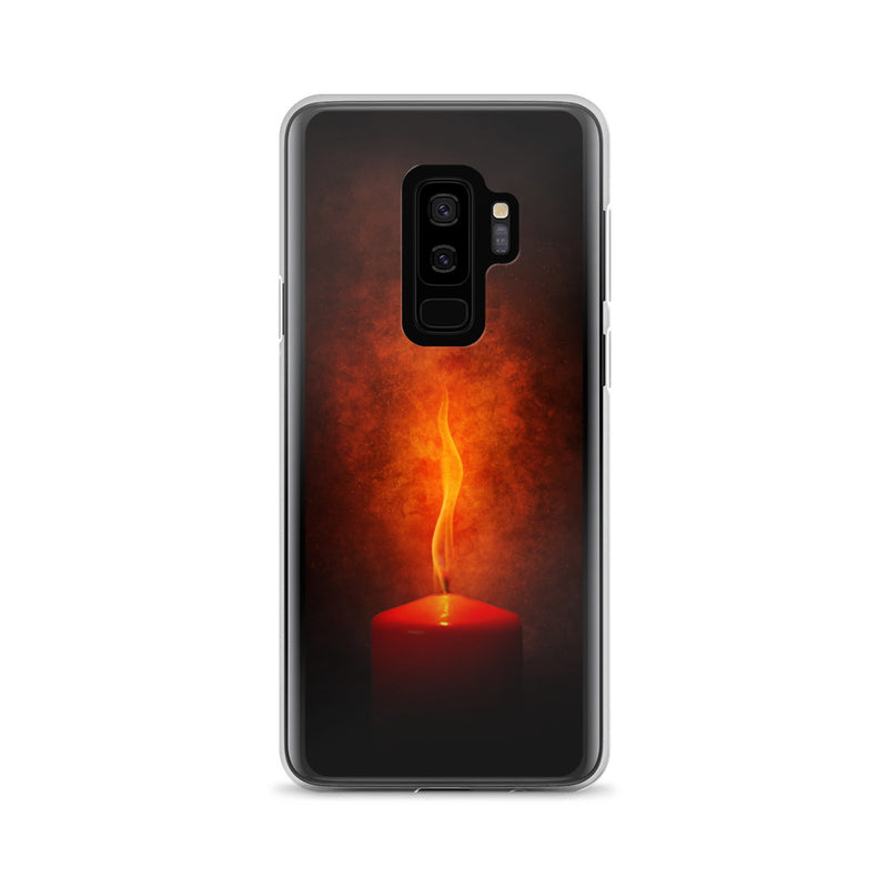 Firing Candle Samsung Case