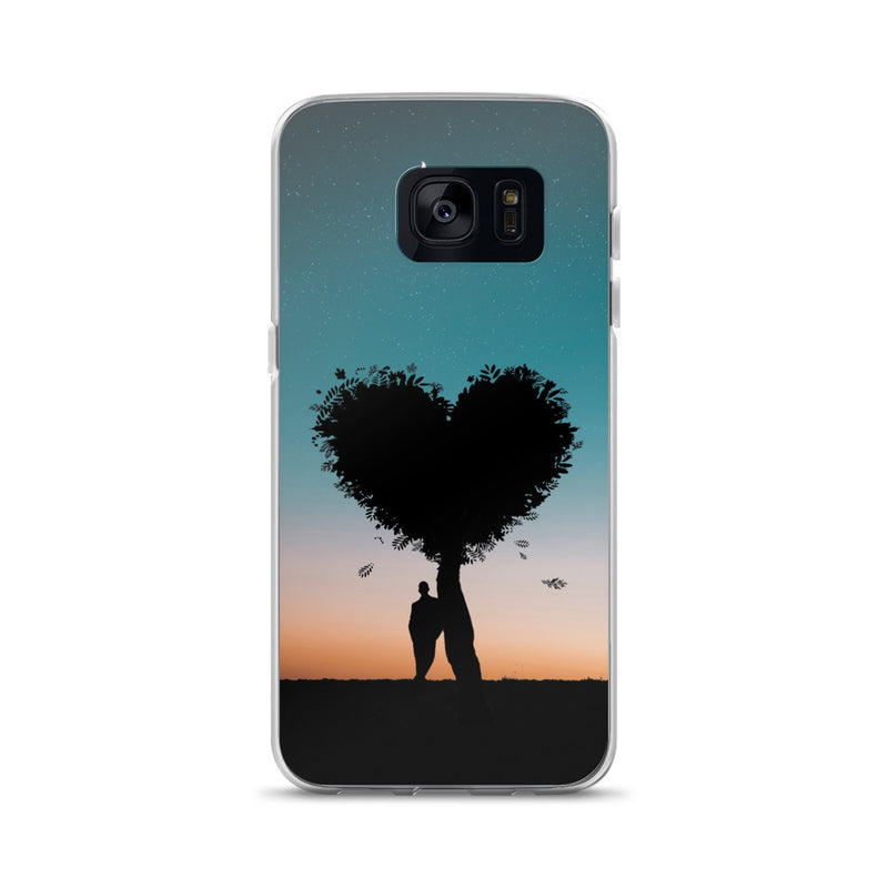 Loving Tree Samsung Case - ethereal-arscenic