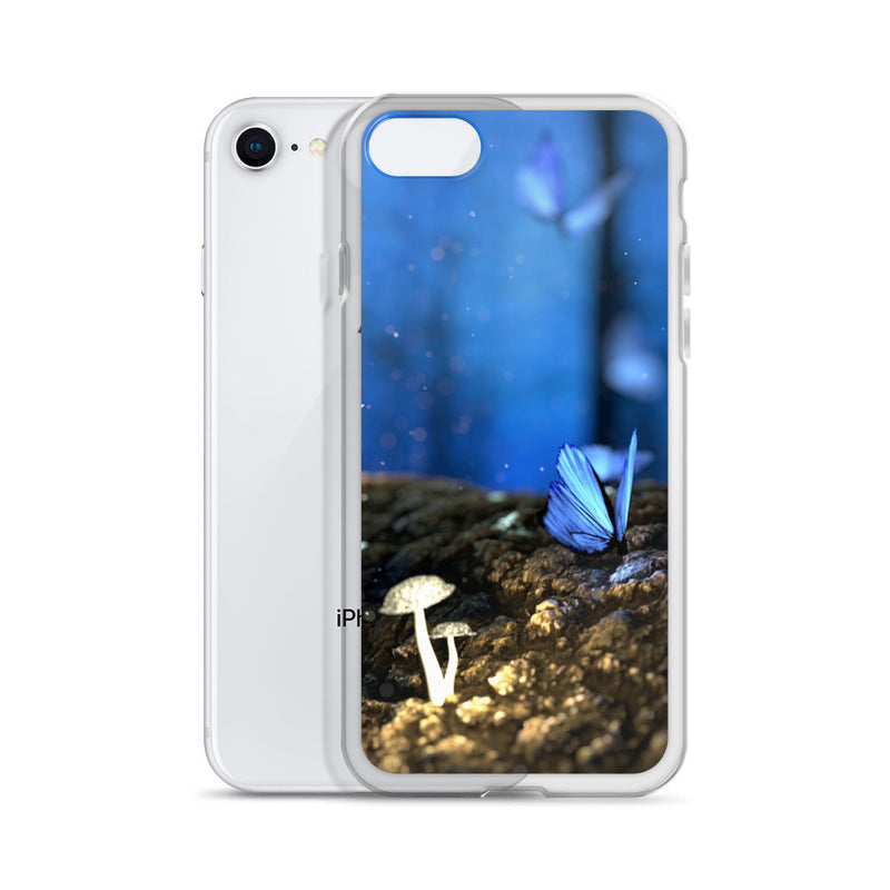 Butterfly iPhone Case - ethereal-arscenic