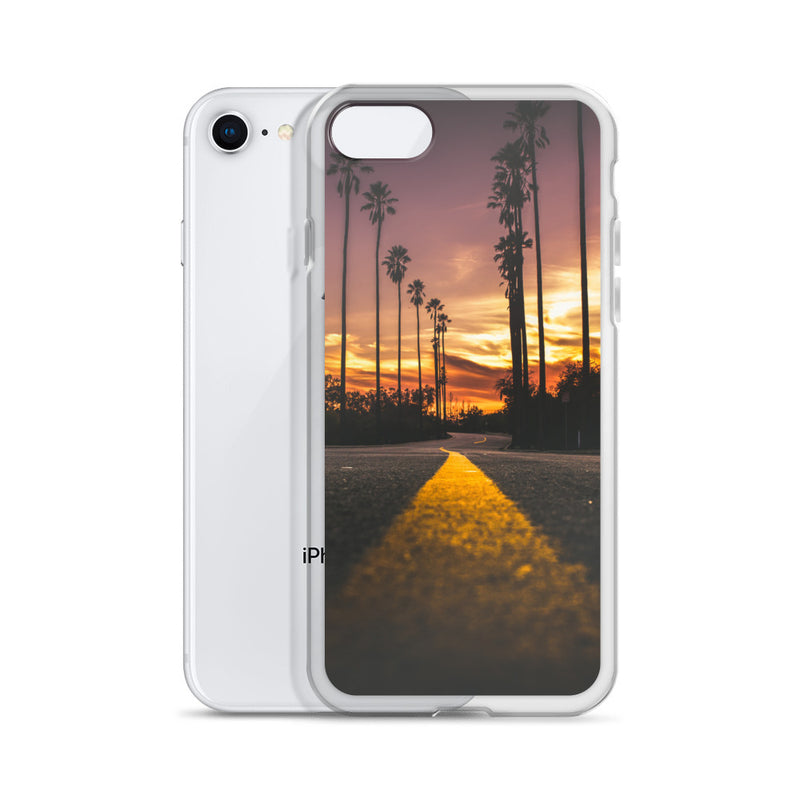 Till Dawn iPhone Case - ethereal-arscenic