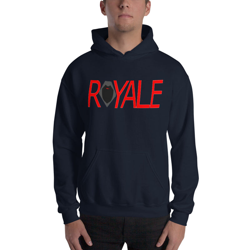 ROYALE Customer Request Hoodie - ethereal-arscenic