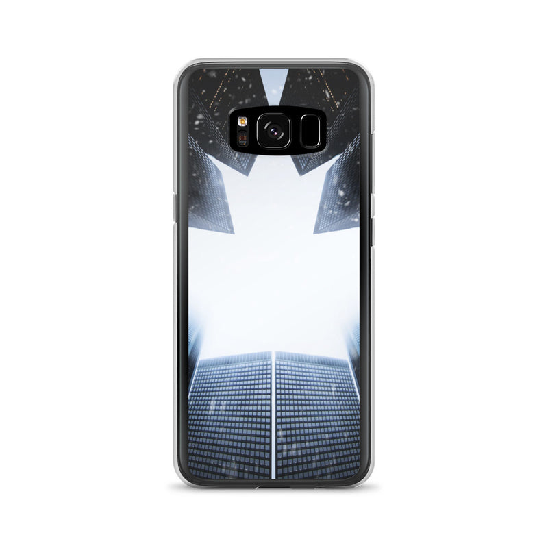 High Rise Samsung Case - ethereal-arscenic