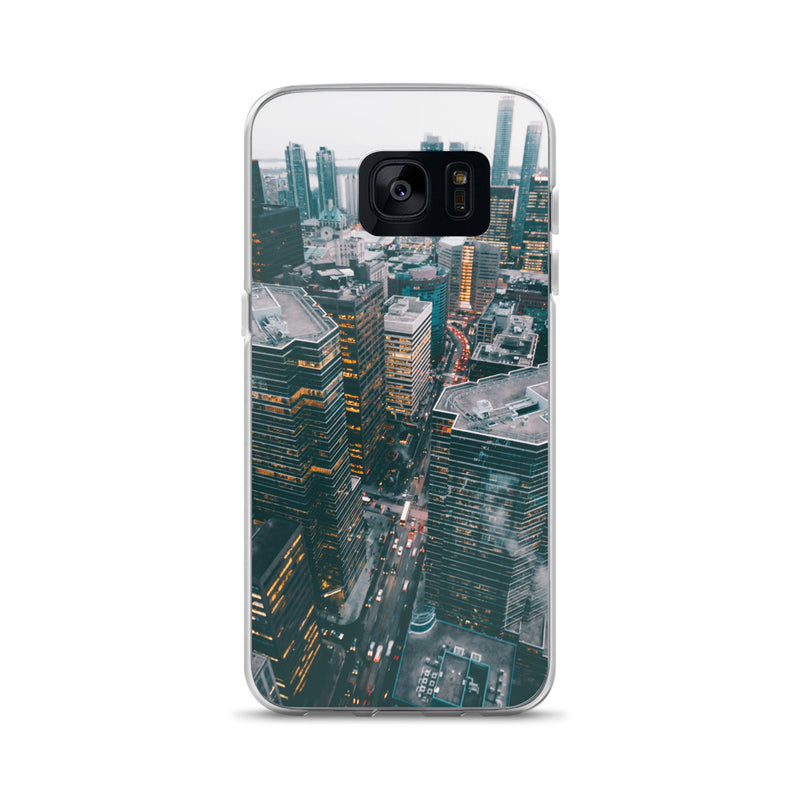 City View Samsung Case - ethereal-arscenic