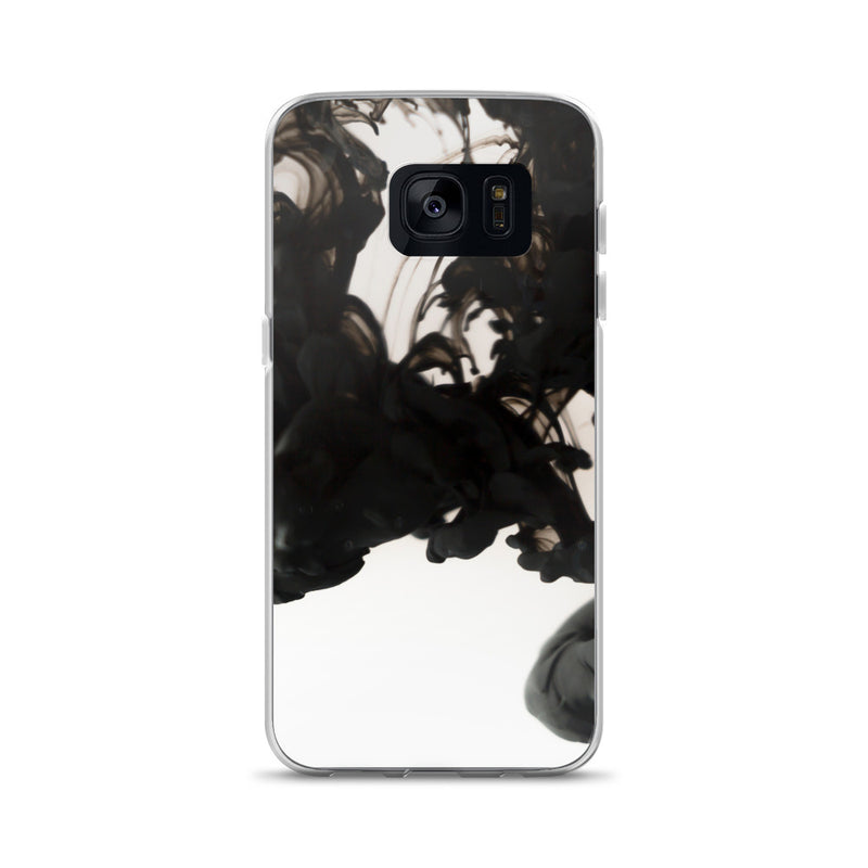 Dark Abstract Samsung Case - ethereal-arscenic