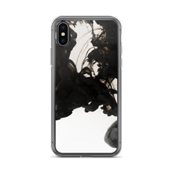 Dark Abstract iPhone Case
