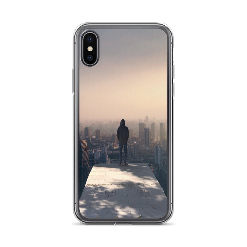 Lonely iPhone Case - ethereal-arscenic