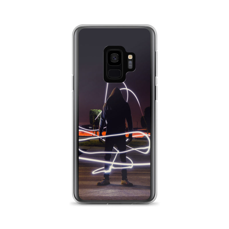 Streamline Samsung Case - ethereal-arscenic