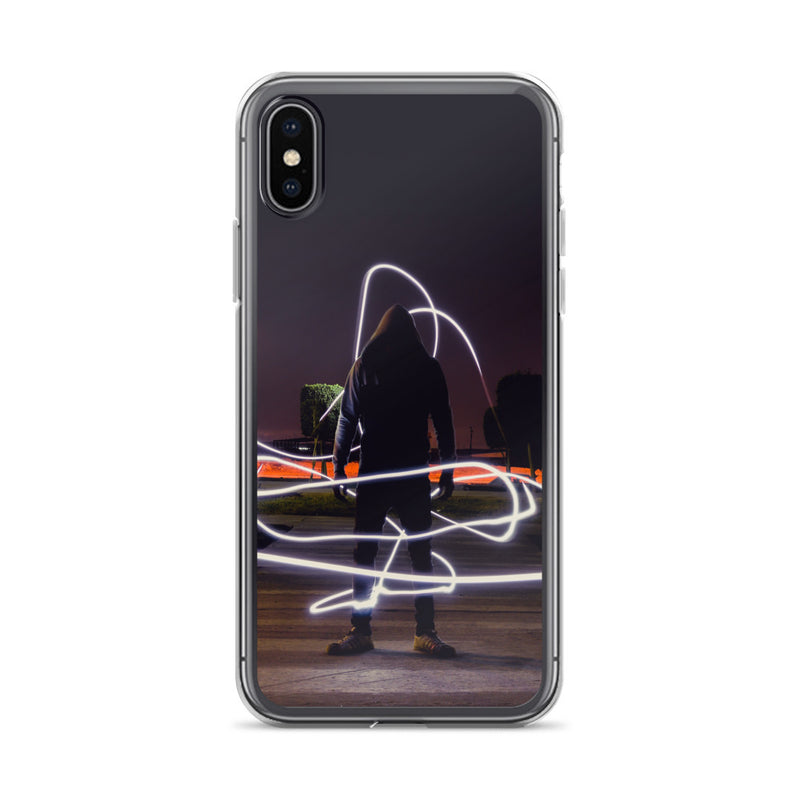 Streamline iPhone Case - ethereal-arscenic