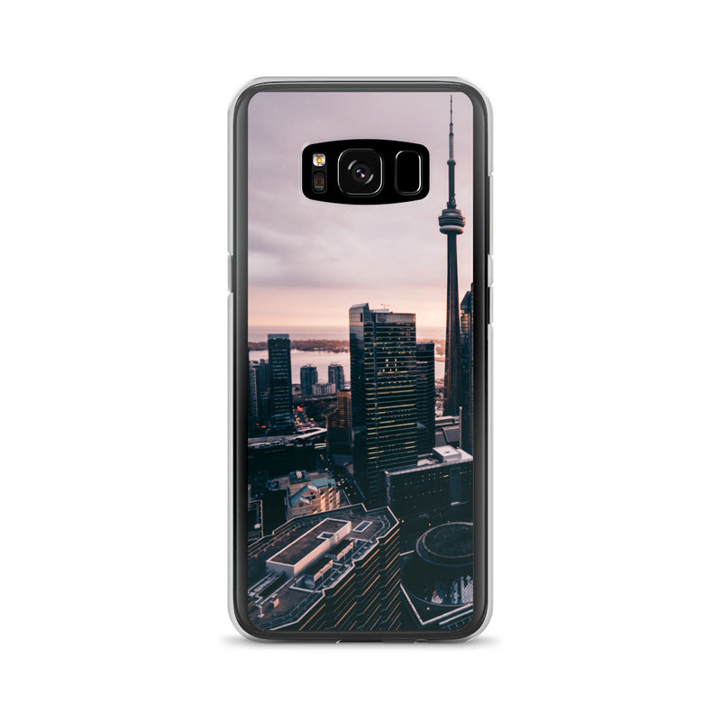 Architectural City Samsung Case - ethereal-arscenic