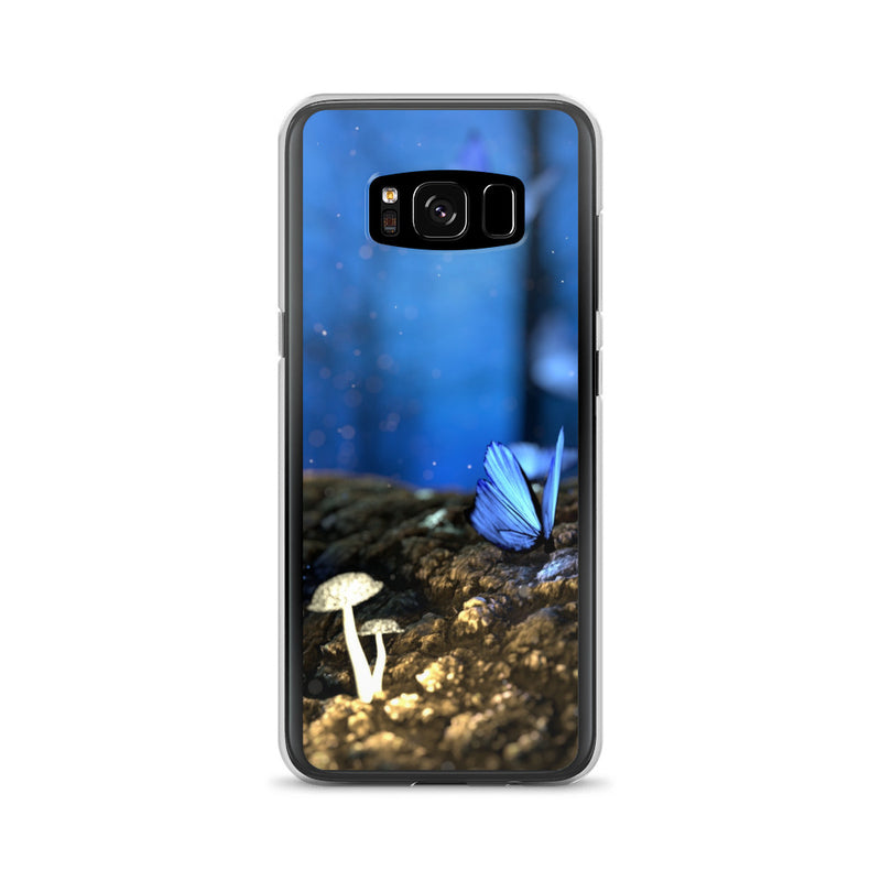 Butterfly Samsung Case - ethereal-arscenic