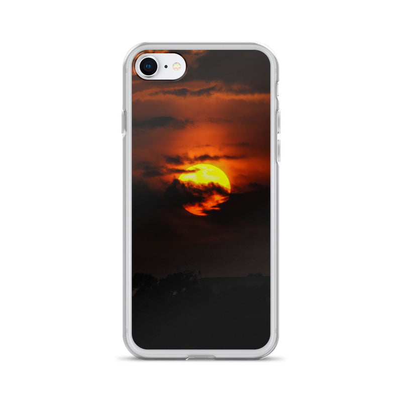 Back-lit Cloud iPhone Case