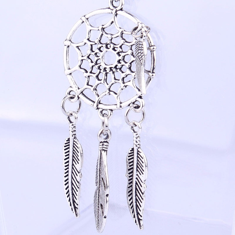 Dream Catcher Necklace