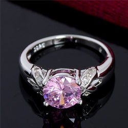 Zircon Luxury Ring - ethereal-arscenic